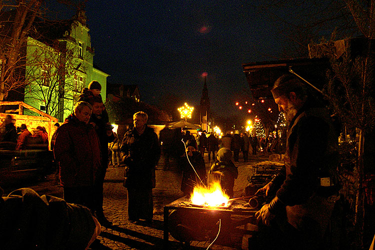 Coswiger Sterneweihnacht 2014